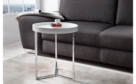 Table basse Design ROND WHITE