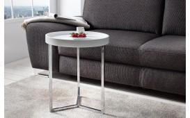 Tavolino di design ROND WHITE
