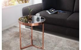 Tavolino d'appoggio di design RONDEL BLACK