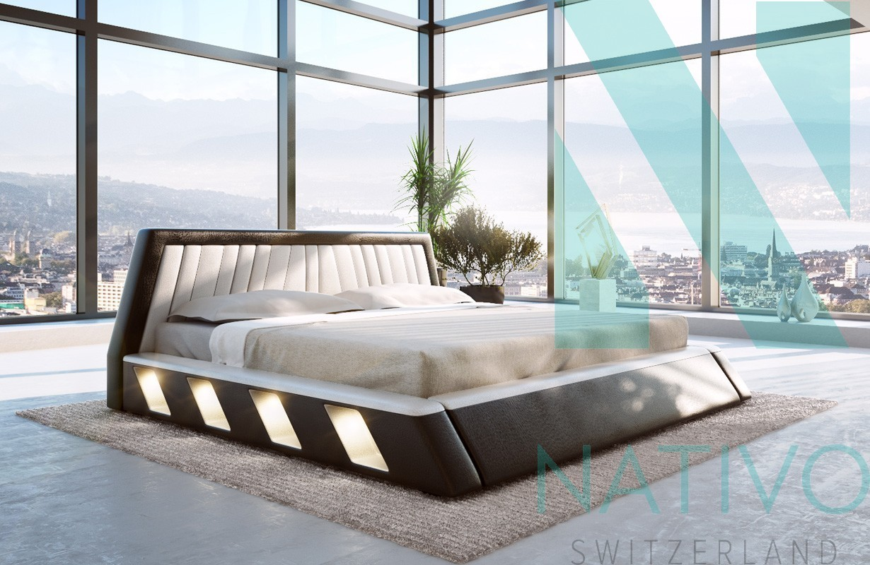 designer bett lenox bei nativo m bel schweiz g nstig kaufen. Black Bedroom Furniture Sets. Home Design Ideas