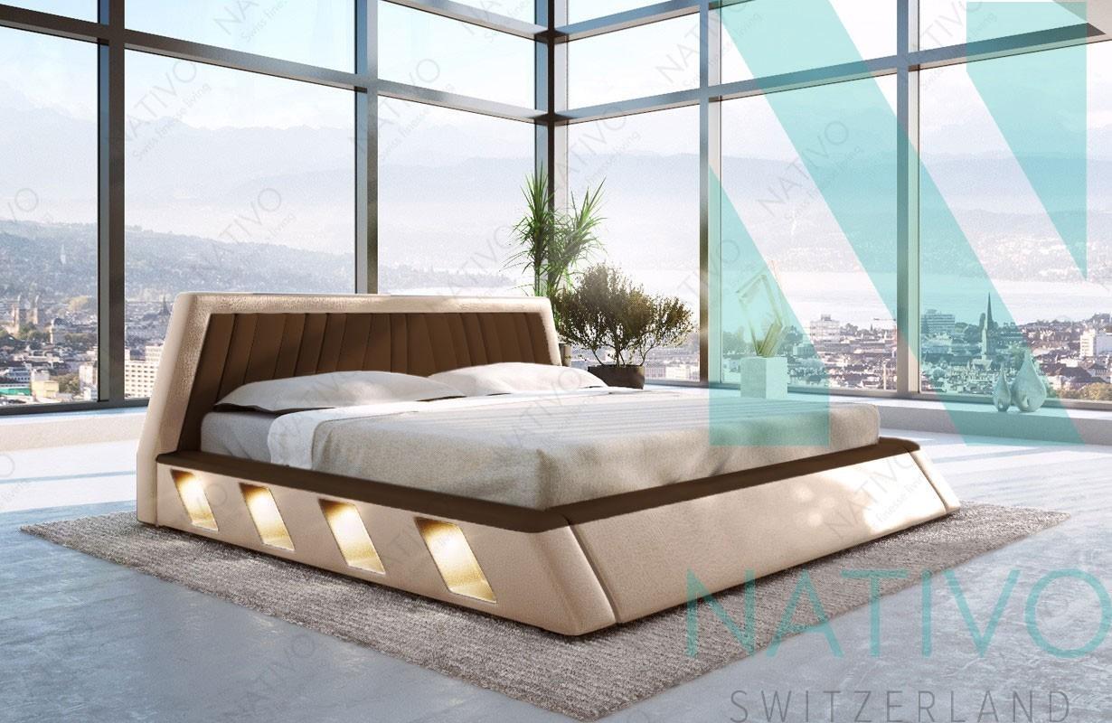 designer bett lenox bei nativo m bel schweiz g nstig kaufen. Black Bedroom Furniture Sets. Home Design Ideas