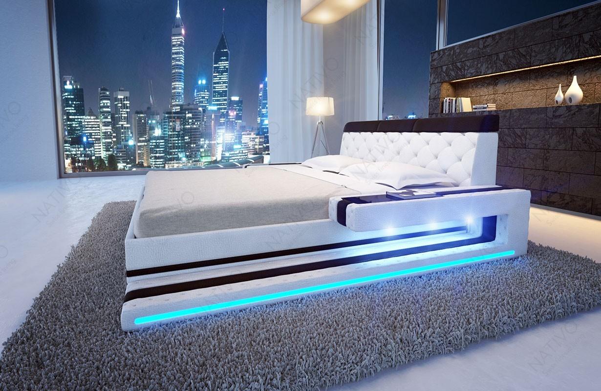 Lederbett Bett Imperial Bei Nativo Mobel Schweiz Gunstig Kaufen