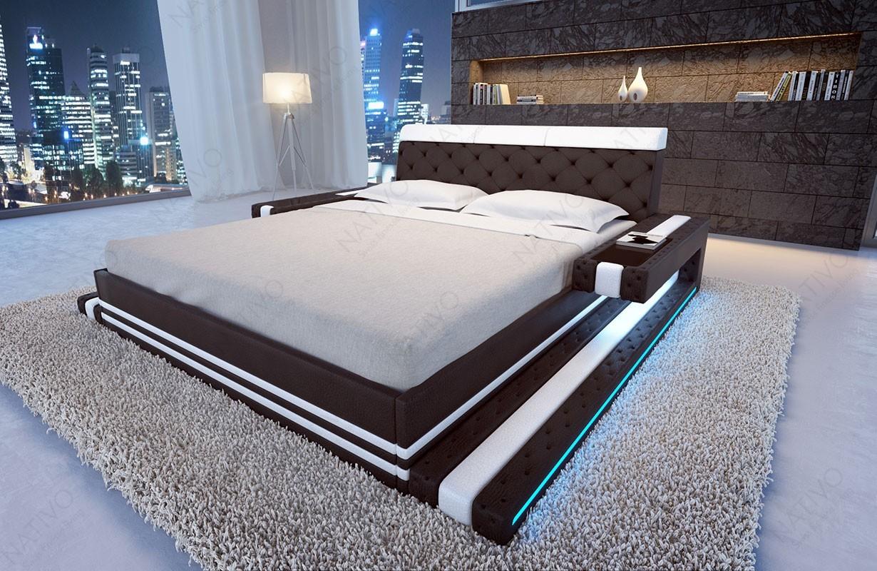 Lederbett Bett Imperial Bei Nativo Möbel Schweiz Günstig Kaufen