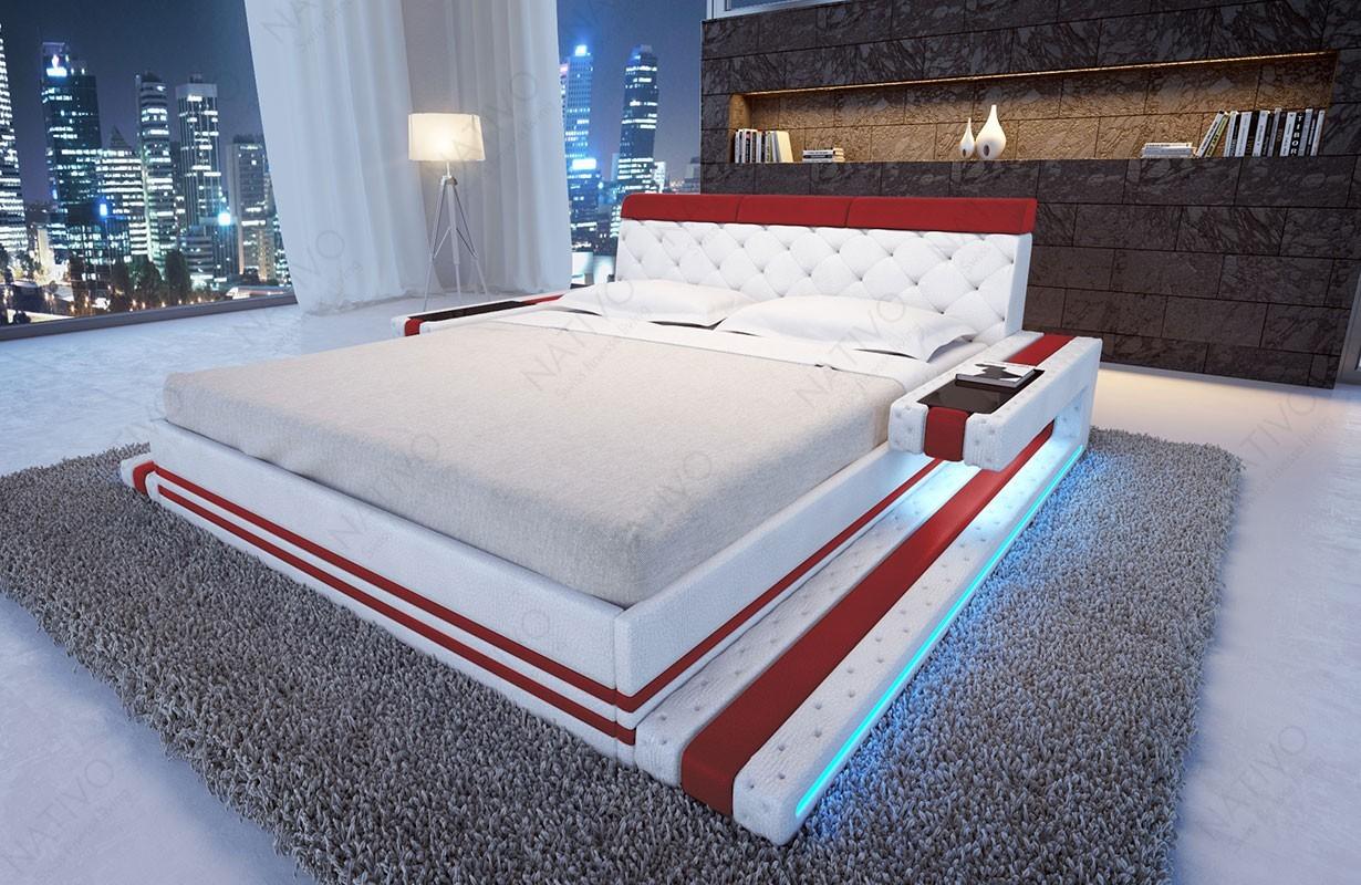 lederbett bett imperial bei nativo m bel schweiz g nstig kaufen. Black Bedroom Furniture Sets. Home Design Ideas