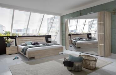 Designer Komplettschlafzimmer DAVID v2 NATIVO günstig Schweiz kaufen