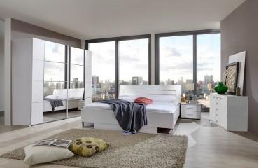 Camere da letto moderne DAVID v3 mobili offerta NATIVO