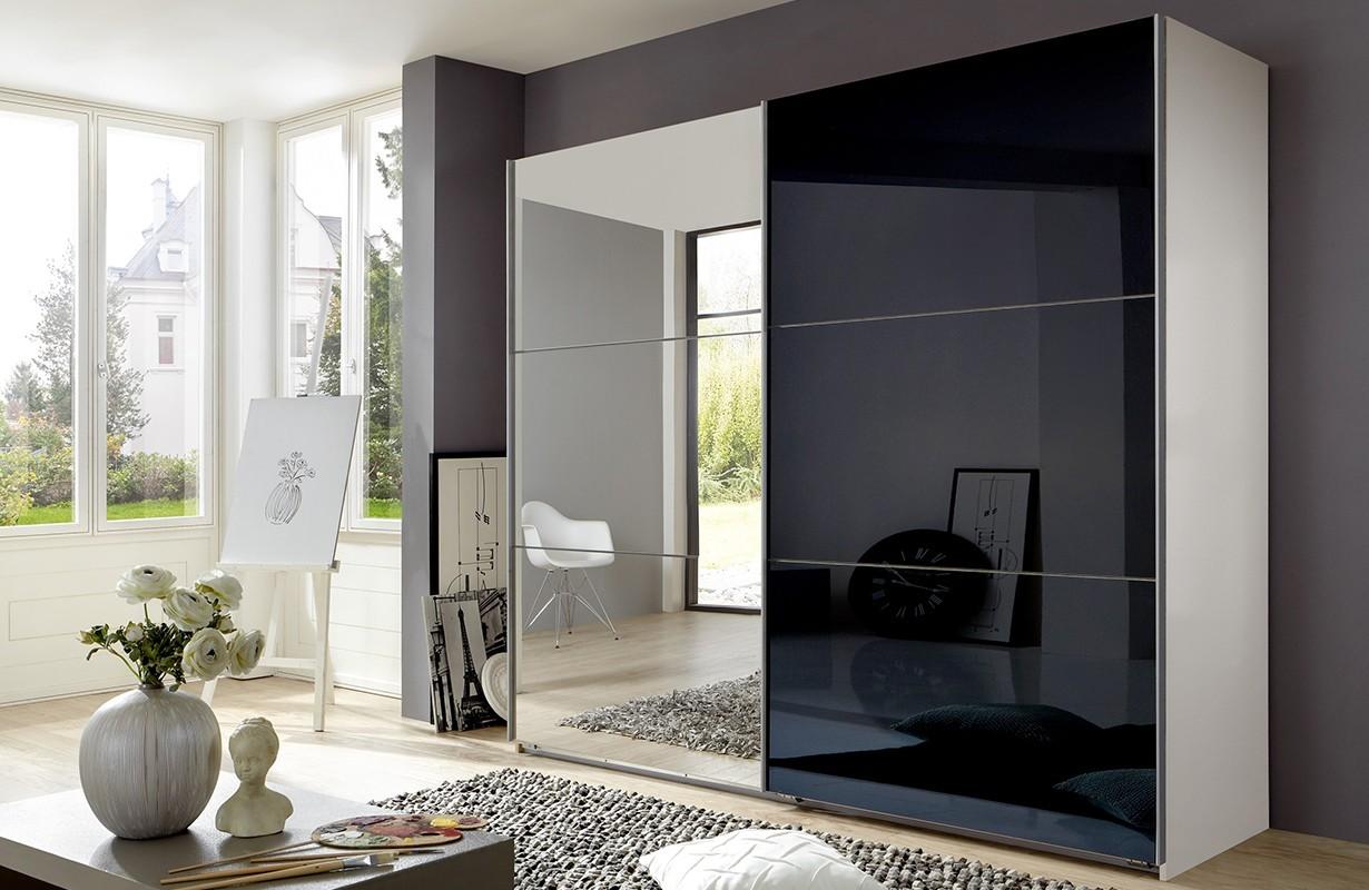 Kleiderschrank mit Schiebetüren COMBO D v2 von NATIVO Möbel Schweiz