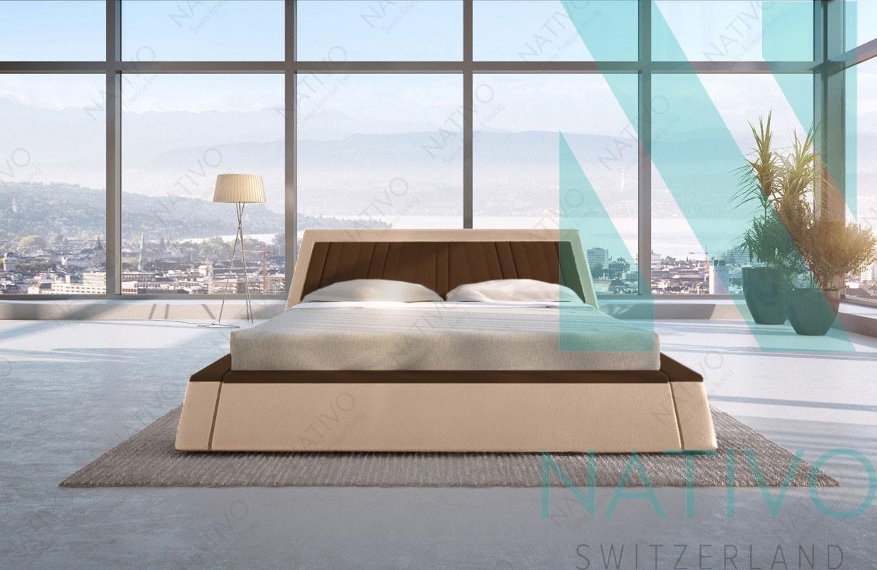 bett mit led licht boxbett bett mit led licht bettkasten with bett mit led licht designer. Black Bedroom Furniture Sets. Home Design Ideas
