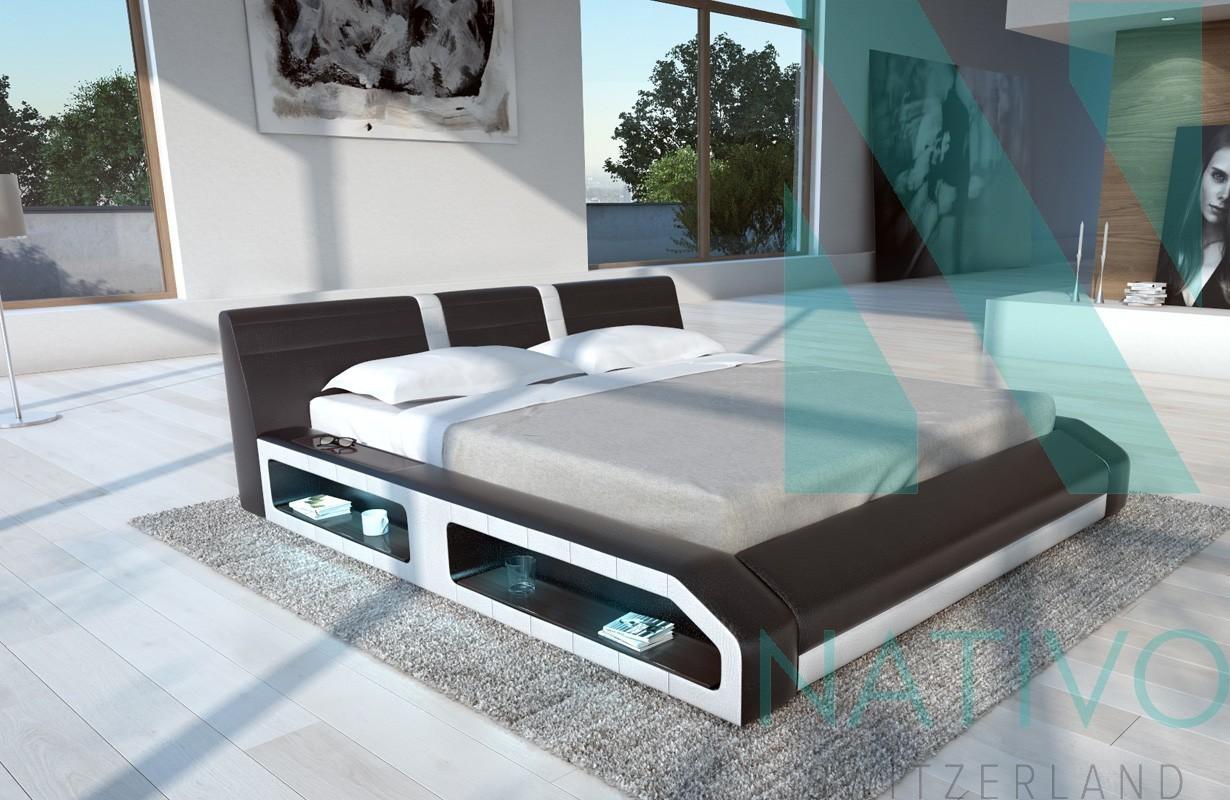 Designer bett led  Designer Bett FLOYD bei NATIVO Möbel Schweiz günstig kaufen