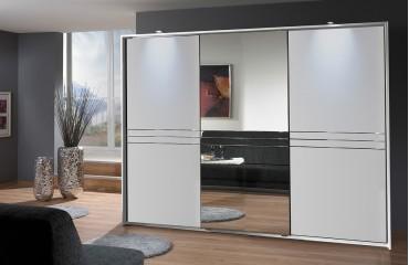 Designer Kleiderschrank MELISA von NATIVO Moebel Schweiz