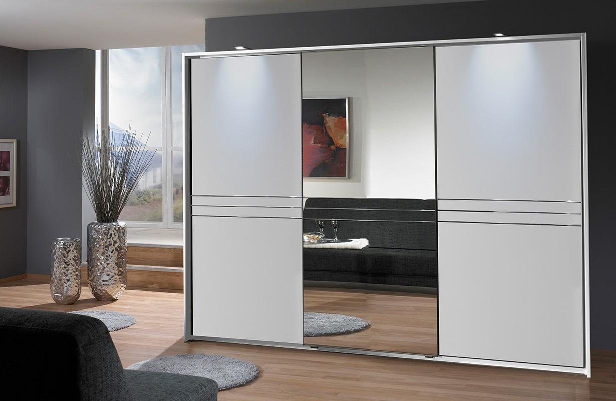 kleiderschrank mit schiebet ren melisa v2 von nativo m bel schweiz. Black Bedroom Furniture Sets. Home Design Ideas