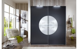 Designer Kleiderschrank TARGET v2