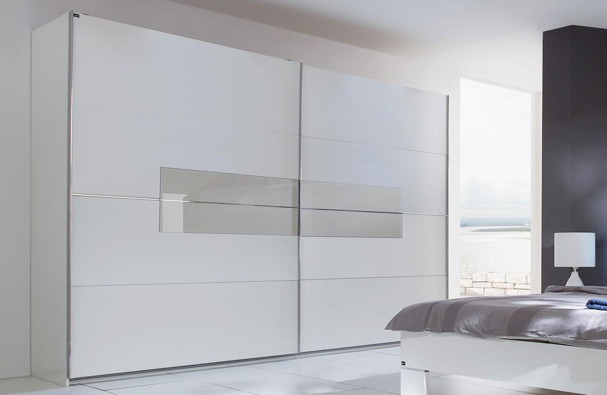 Kleiderschrank mit Schiebetüren STAGE v2 von NATIVO Möbel Schweiz