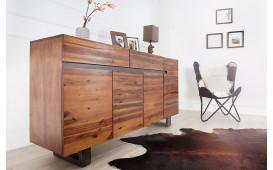 Designer Sideboard ALMERE GREY 170 cm