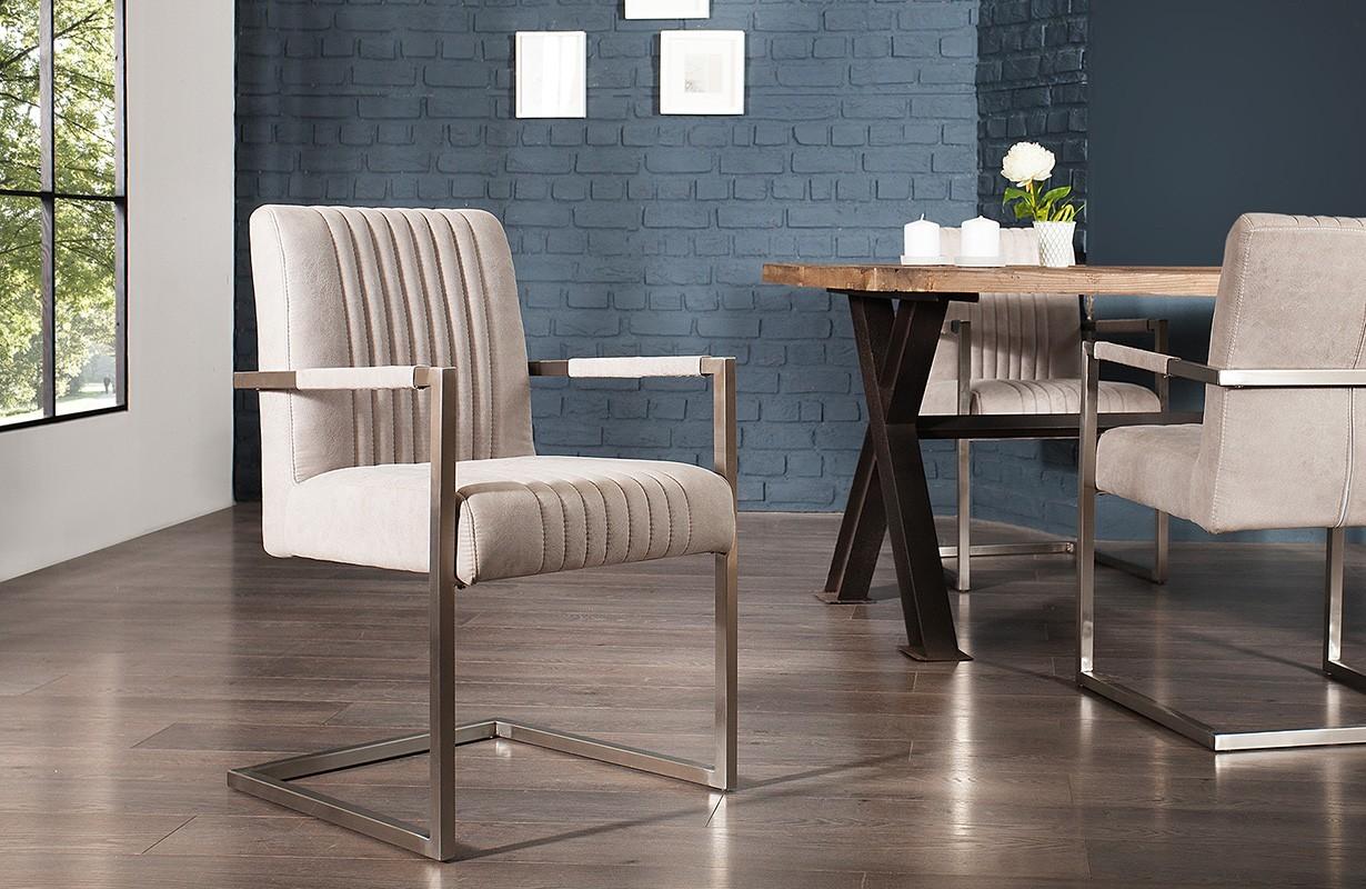 Designer stuhl villa grey bei nativo m bel schweiz for Designer outlet stuhle
