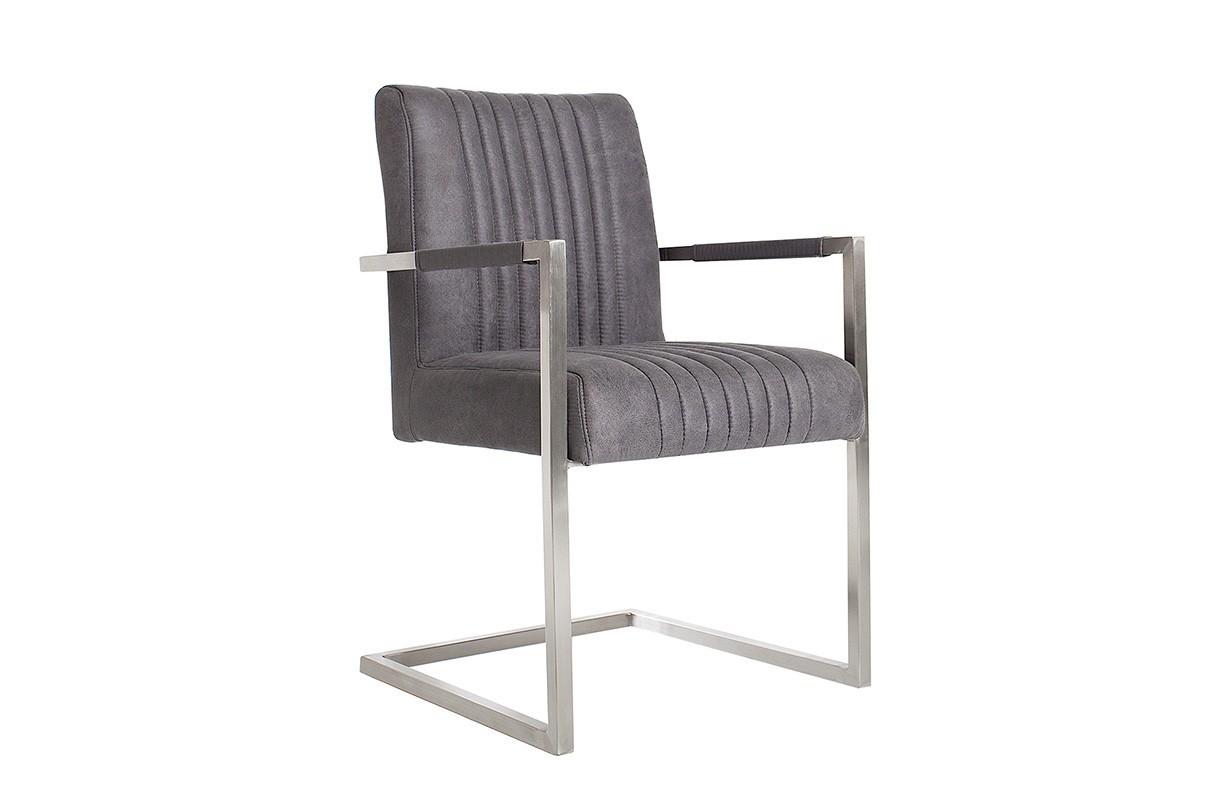 designer stuhl villa dark bei nativo m bel schweiz. Black Bedroom Furniture Sets. Home Design Ideas