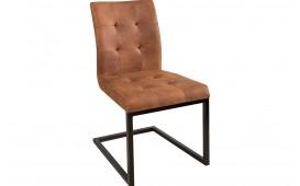 Chaise Design SCHOOL BROWN