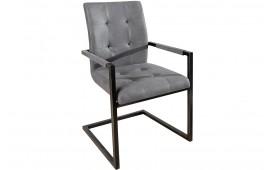 Chaise Design UNIVERSITY GREY