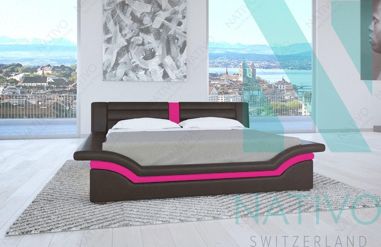designer bett everlast bei nativo m bel schweiz g nstig kaufen. Black Bedroom Furniture Sets. Home Design Ideas
