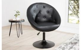 Designer Lounge Sessel STYLE BLACK