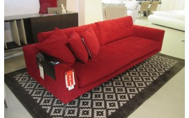 Designer Sofa ALBA / AUSSTELLUNGSMODELL