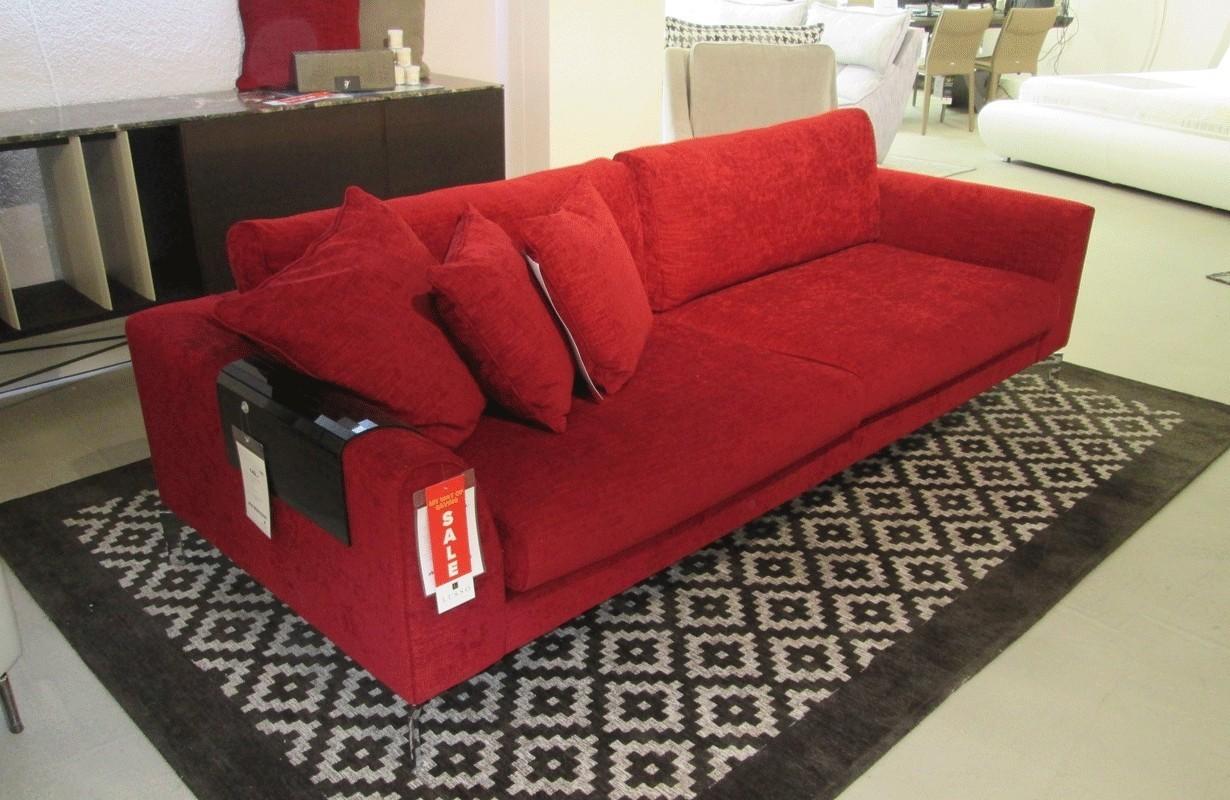 Ledersofa ALBA bei NATIVO Möbel Schweiz günstig kaufen
