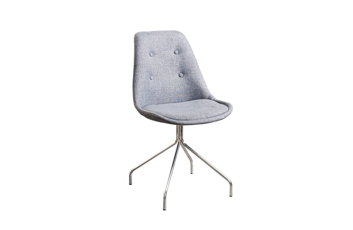 designer stuhl wrap grey bei nativo m bel schweiz. Black Bedroom Furniture Sets. Home Design Ideas