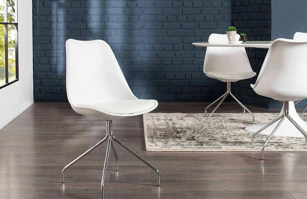 designer stuhl wrap white bei nativo m bel schweiz. Black Bedroom Furniture Sets. Home Design Ideas