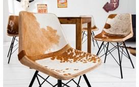 Designer Stuhl ARRIVA BROWN