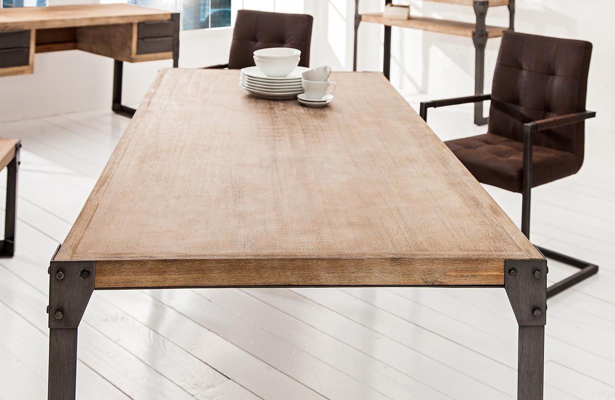 Esstisch FABRIK XL bei NATIVO Möbel Schweiz günstig kaufen ~ Esstisch Yoga Xl