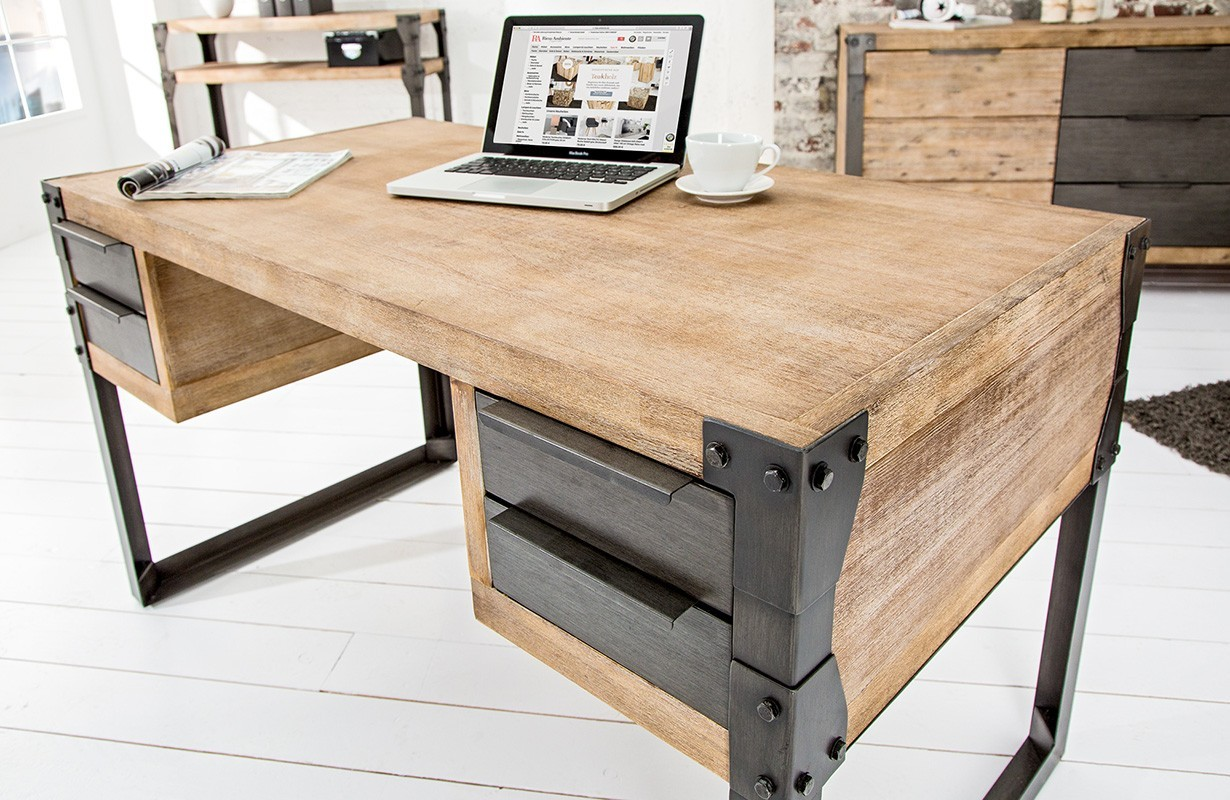 Bureaux design nativo table de bureau writer for Table de bureau design