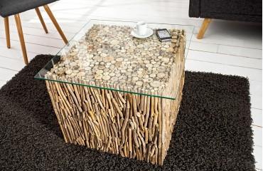 Table basse Design BLOCK VERTICAL