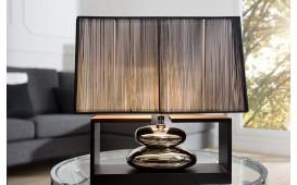 Designer Tischleuchte RAUL SILVER