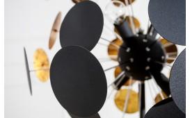 Designer Stehleuchte FUTURO BLACK