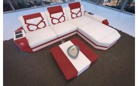 Designer Sofa AVENTADOR MINI mit LED Beleuchtung