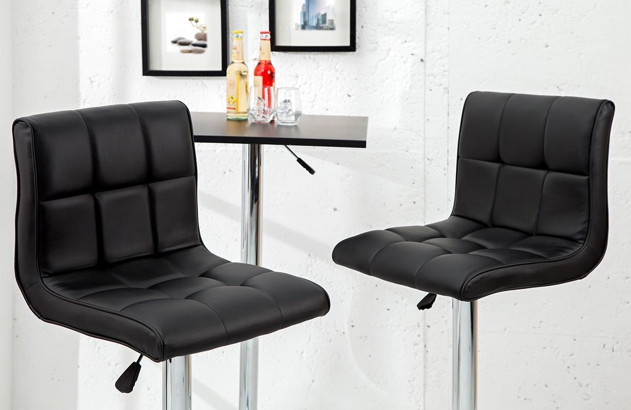 Sedie bar moderne cesena black nativo mobili ticino