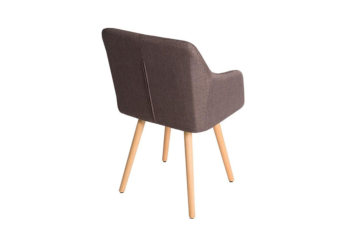 designer stuhl squire brown bei nativo m bel schweiz. Black Bedroom Furniture Sets. Home Design Ideas