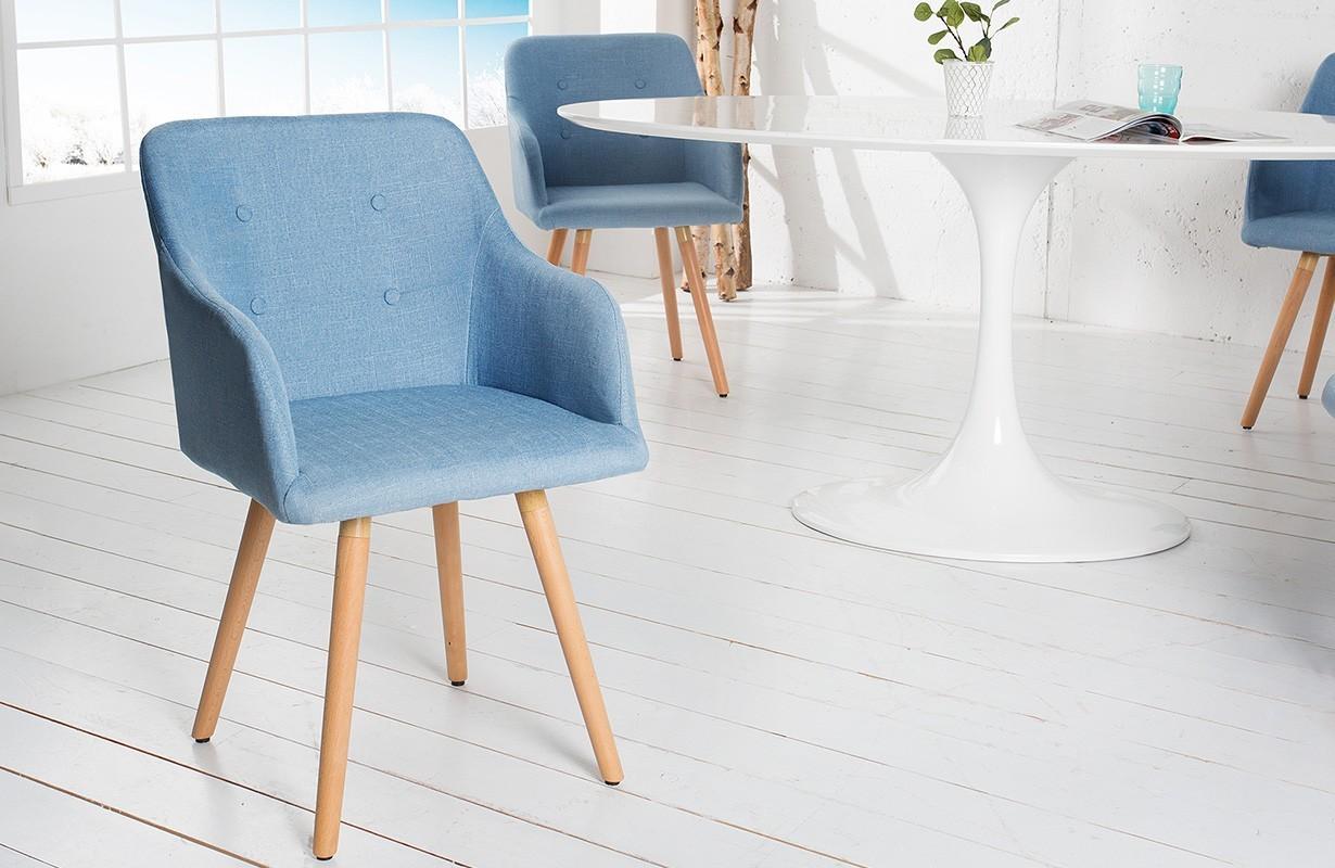Vendita sedie squire blue mobili svizzera nativo - Sedie di design outlet ...
