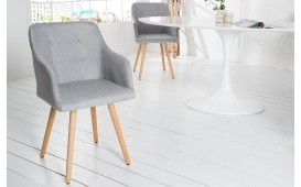 Chaise Design SQUARE GREY