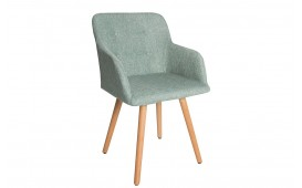 Chaise Design SQUIRE GREEN