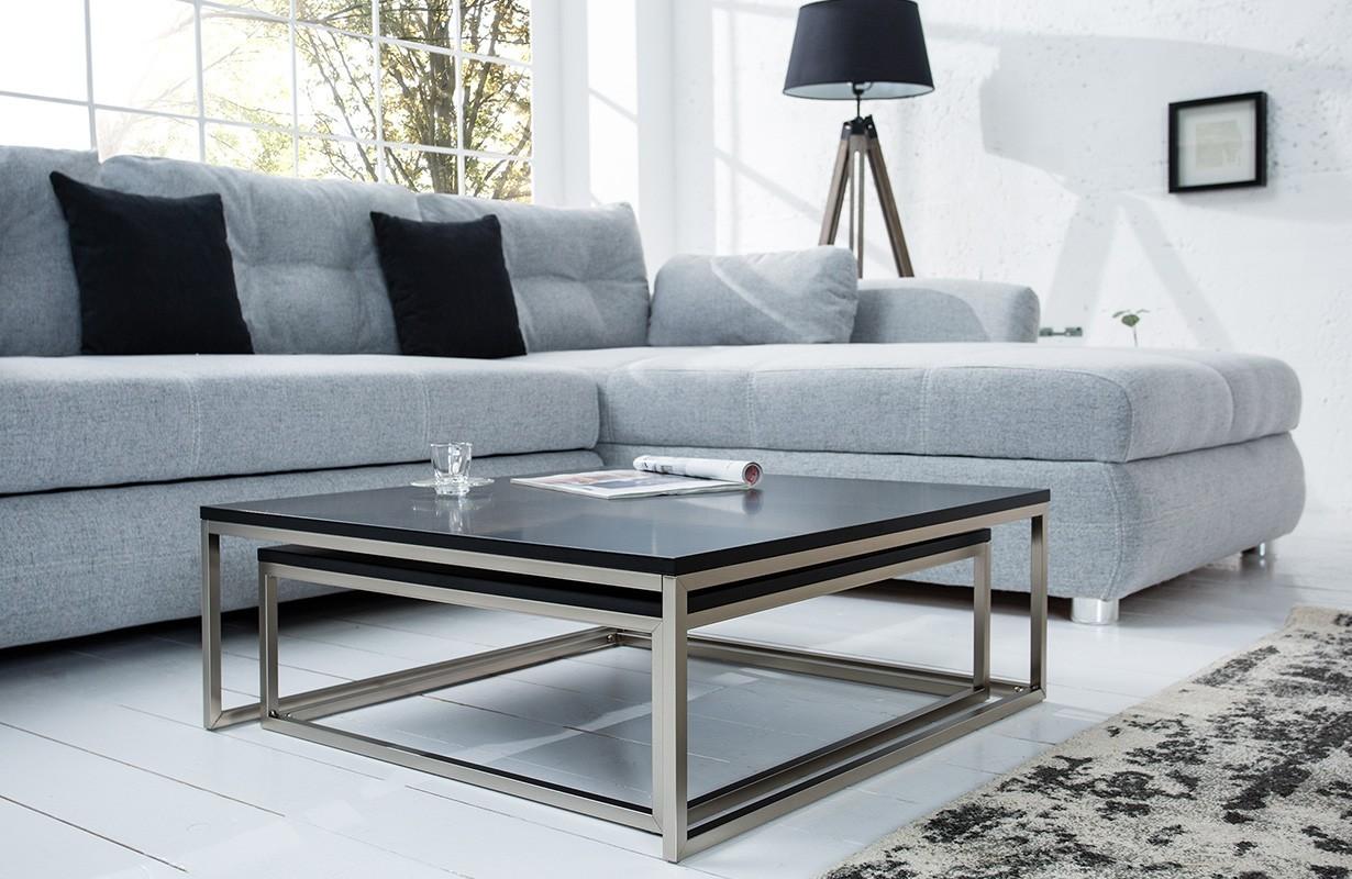 designer couchtisch unity black set 2 bei nativo schweiz g nstig. Black Bedroom Furniture Sets. Home Design Ideas