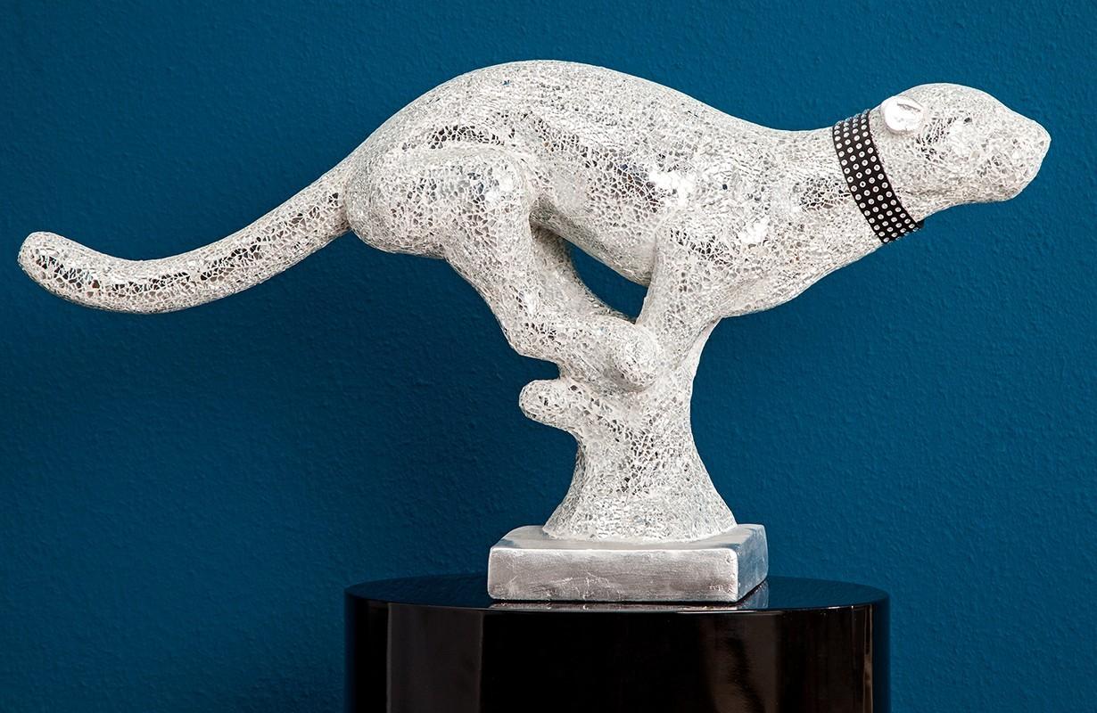 Nativo designer deko pantera white in der schweiz bei for Designer deko outlet