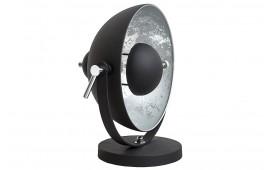 Lampe de table SESSION BLACK SILVER