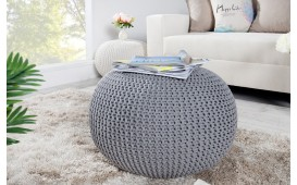Pouf di design CUDDLE GREY