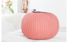 Tabouret Design CUDDLE CORAL
