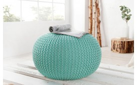 Tabouret Design CUDDLE MINT