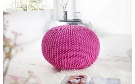 Pouf di design CUDDLE PINK