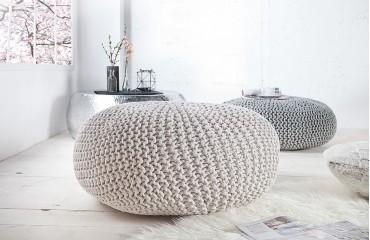 Tabouret Design RELAX WHITE