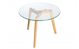 Table basse Design SCENA GLASS