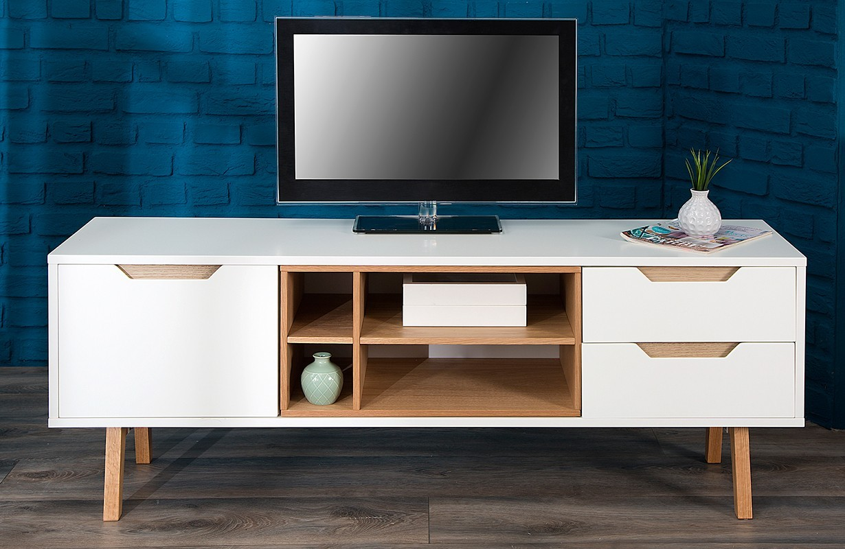 Meuble Tv Design Man Wood Nativo Meuble Design # Meuble Tv Design Suisse